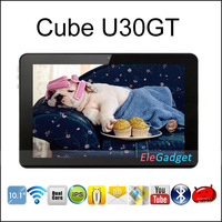 10.1&quot; Cube U30G Dual Core 1280x800 IPS tablet PC with 1.6G RK3066 1G RAM 16G Flash WiFi Bluetooth HDMI Dual Camera Android 4.1