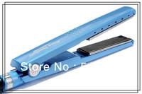 "Best selling Free shipping Nano Titanium Ceramic Hair Straightener Iron With Brand Retail 1 1/4"" BABNT2091"