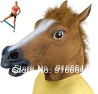 Horse Head halloween Mask