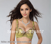 Free Shipping Fashionable embroidery sex bra -AV006