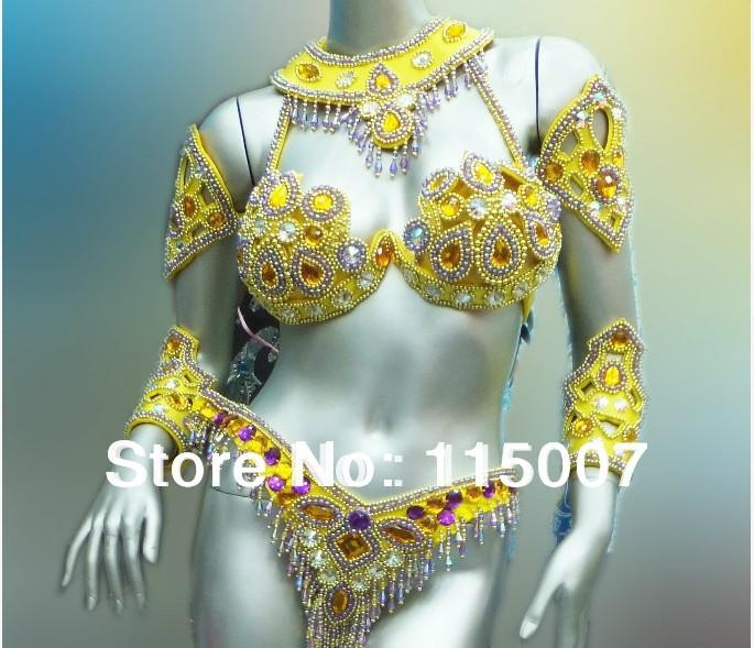 Brazilian Samba Carnival Costumes