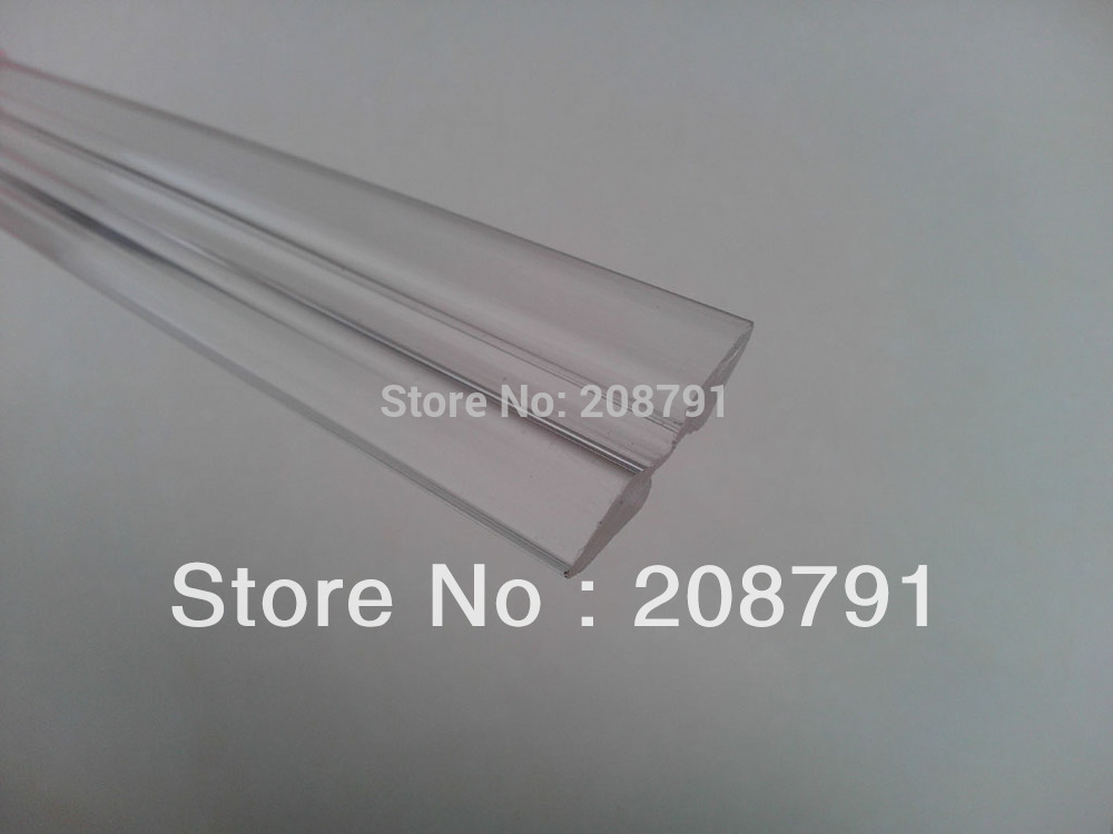 acrylic hinge, 1meter special hinge for acrylic door,clear and strong for any active door(China (Mainland))