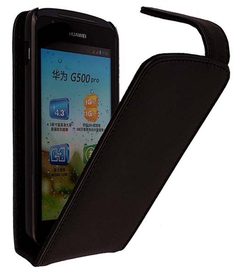 Original u8836d G500 Genuine leather case for HUAWEI U8833 Ascend Y300 U9200 P1,U8818 G300, U8860, U8825d G330 u9508 Honor 2(China (Mainland))