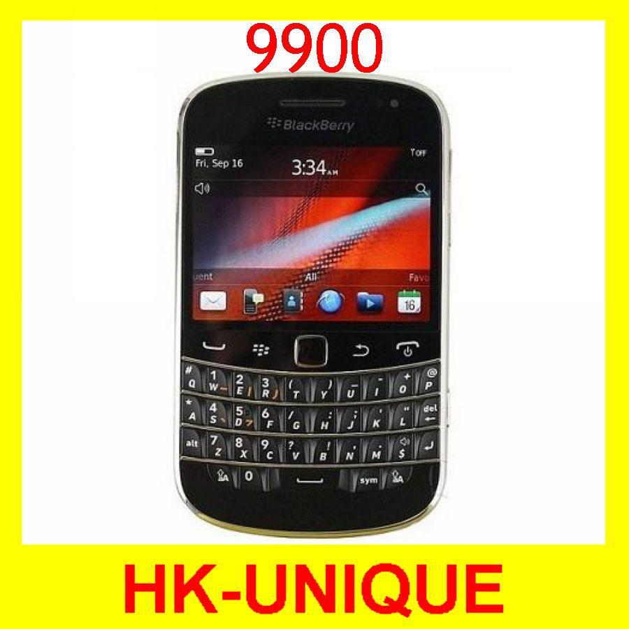 100% original déverrouillé blackberry tactile audacieuse 9900 3g réseau gps. 5.0mp caméra. russie. arabe. smartphone clavier livraison gratuite