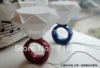 Best Romantic Lover Gift!Diamond Ring Design light LED Diamond  Light USB Table Lamp,with switch plug  Free Shipping