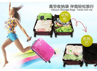 10 pcs / lot,cheapest price,Vacuum storage bag, vacuum bag, Space saving bag 50x60,60x80,68x98,70x100,80x120 Free shipping