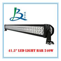 Best Price Rigid 41.5'' 240W LED Work Light 4X4,Off Road LED Light Bar,Auto LED Driving Light Bars