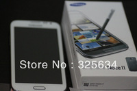"5.5"" note 2 3g cell phone 1:1 N7100 Note 2 3G MTK6577 4GB ROM Camera One SIM Card Bluetooth GPS dual core Smart phone"
