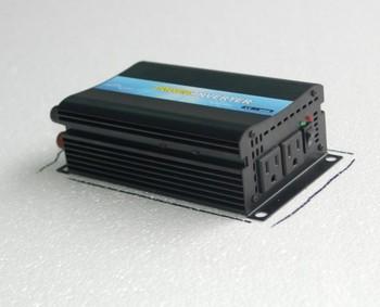 Manufacturer Provide Solar Cell Inverter 24volt  to 240volt  DC/AC 300w
