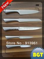 """NEW!!! 3.5"""" 5"""" 8"""" inch Kitchen Knife Set 430C 2Cr13 Kitchen Knife Hollow Handle Vegetables Fruits Knives Sets For 5PCS/SET"""