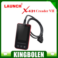 2015 Free Shipping Original Launch Creader VII Creader 7 Diagnostic Full System Update Online