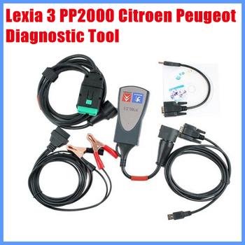 2013 the best price A+ quality Citroen Peugeot Diagnostic Tool pp2000 lexia 3,lexia-3 lexia3 diagbox