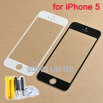 hot sale replacement screen for iphone 5 glass lens iphone5 5g i phone 5 lcd touch screen 1 piece free shipping free tools