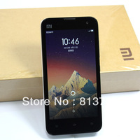 "Free Shipping XiaoMi 2S M2S MI2S Phone Android MIUI V5 4.3"" IPS 720P S4 Pro 600 Quad Core 1.7GHz Processor 2G RAM Dual Camera"