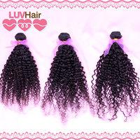 "2013 Luvin hair,high quality Peruvian virgin remy hair weaving,curly hair weave,12""-28"" 4pcs/lot"
