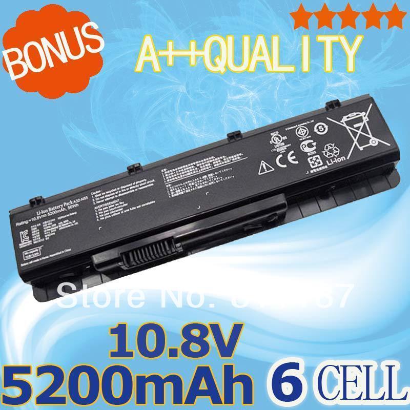 5200 мАч аккумулятор а32-n55 07G016 HY1875 для ASUS N45 ...
