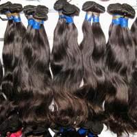 NEW! 10pcs/lot  Wholesale Unprocessed Malaysian Natural Wavy virgin hair 1kg/lot Top 7A distributors(Guangzhou)