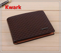 Cheap! 2014 Genuine leather wallets casual & business card holder cowhide leather bags men wallet clutch&purse wholesale retails