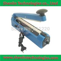 Handheld aluminum bags impulse sealing tool manual 200mm plastic shell,package sealer tools packaging equipment,