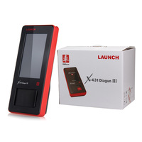 [LAUNCH Distributor] Launch X431 Diagun III Universal Car Diagnostic Tool update on Official Website via Serial Number&Password