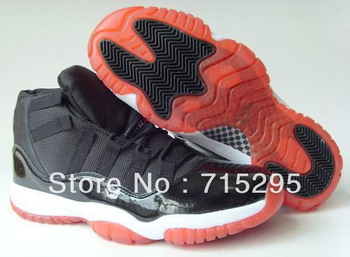 Free Shipping  J XI 11 Mens Basketball Shoes Air Retro 11 Trainers Size  41-47 Wholesale
