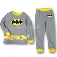 Children's Tiger Pajamas Sets,Stripe Blouses + Pants, Boys Girls Cotton Paj Set Quality Sleepwear