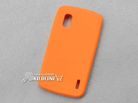 Gift Screen Protector!! Soft Silicone Case Cover For LG E960 Nexus 4