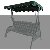 "Replacement Canopy 190X120cm/74.8""x47.24""  for a Multifunction Hammock/Swing Seat - frame and cushions not included"