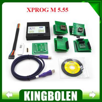 2015 New Arrival XPROG M V5.55 ECU Chip Tunning X-prog M 5.55 Free Shipping
