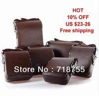 Free shipping Kangaroo genuine man bags 2013 fashion wholesale men bag men's messenger bags High quality shoulder bag