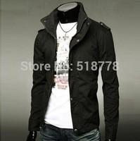 Men'S Military Jackets Man Winter Jacket Men Polo Windbreaker Casual Shirts Leather Sportswear Tactical Coat Outdoors Clothing