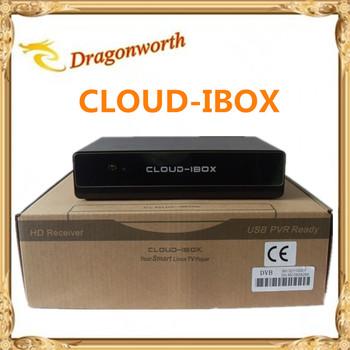 Cloud IBOX Mini VU Solo Satellite Receiver original dvb-s2 Mini Vu +Solo IPTV+Youtube streaming channel Cloud Ibox free ship