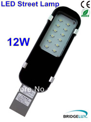 Free Shipping 12W LED Street lamp 12W LED led street light led road lamp AC85V-265V For worldwide 3 years Warranty(China (Mainland))