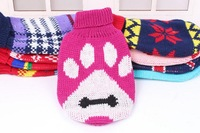 Color randomly sent dog clothes pet clothing for small dog sweater free shipping teddy/Chihua hua/Pomeranian