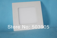 HOT sale high brightness 15w XG-PL-S15 square panel light led panel light