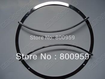 Car quality 10 12 al-fe steel grille 10 12 super bass speaker grille