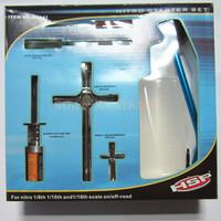 HSP 80142(80141) Nitro GAS Starter tools Kit Glow plug lgniter for 1/10 1/8 Redcat Exceed AMAX HIMOTO VTO