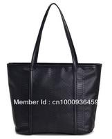 free shipping Lady's CROCO Lagre shoulder bags  OL handbags Women shoulder bag   handbag