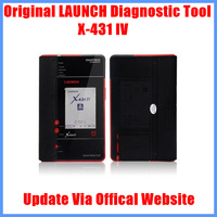 2013 100% Original LAUNCH Diagnostic Tool X431 IV X431 Master Update Via Offical Website X-431 IV X-431 Master Free Shipping