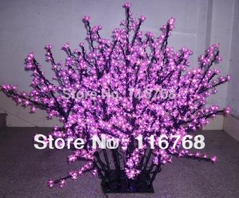 Novelty Items 1M Pink LED Outdoor Twig Branch Blossom Lights LED Garden Flower Lights