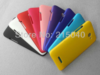 10pcs/lot For HTC Butterfly X920e Matte Case, Matte Back Hard Plastic Cover Case Skin for HTC X920e, Free Shipping HCC-002