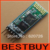 HC05 HC-05 integrated MP3/MP4 player Bluetooth module with board,6pin JY-MCU anti-reverse / order>=8pcs,price is 6.2USD/pcs