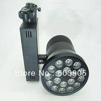 high light efficiency aluminum 15w led track lamp