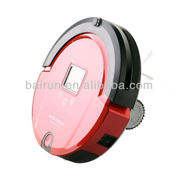(Free Shipping to Russia) 2013 Cheap Vacuum Cleaner Wholesale Free Shipping (UV Sterilize,  Auto Recharging,LCD Touch Screen)