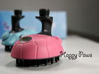2013's latest Multifunction Pet bath sprayer Pet shower Hold shampoo Massage pins Bath&SPA for dog Pet accessory Free Shipping