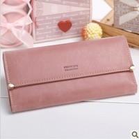 Hot Sale Fashion Purse,Vintage PU Leather Women Wallets,carteira feminina High Quality,Women Clutch Free Shipping