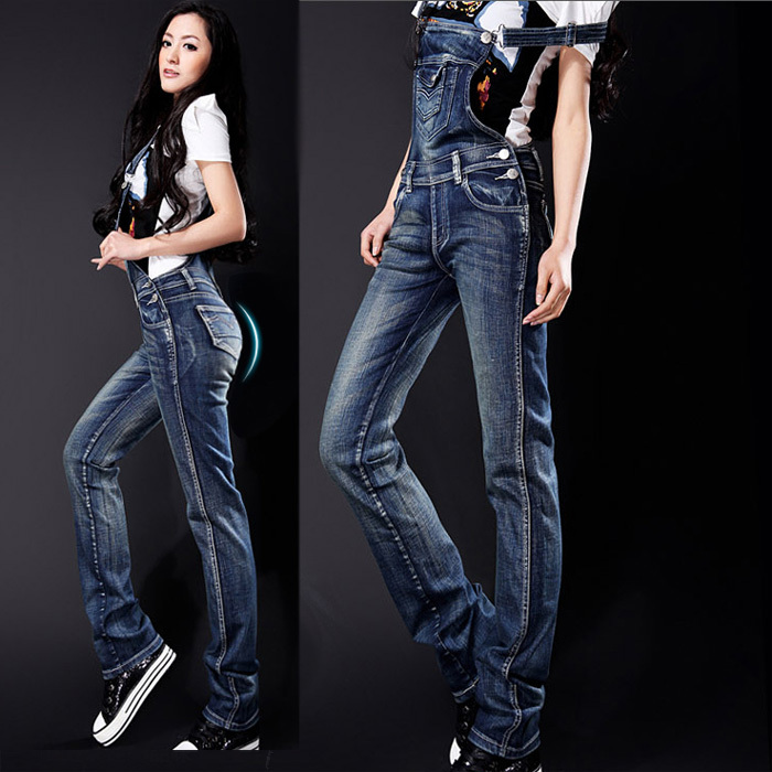 Popular Denim Jumpsuit Women | Aliexpress