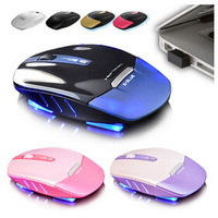 High quality Original Laptop USB  Ultra-thin Wireless Mouse With 2.4 GHz