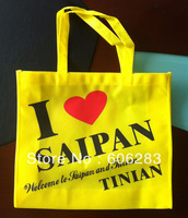Customized non woven promotion bag shopping tote bags +OWN LOGO PRINTING