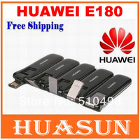 Free Shipping  Unlocked Huawei E180 WCDMA Wireless usb Hsdpa 3G Modem Dropshipping